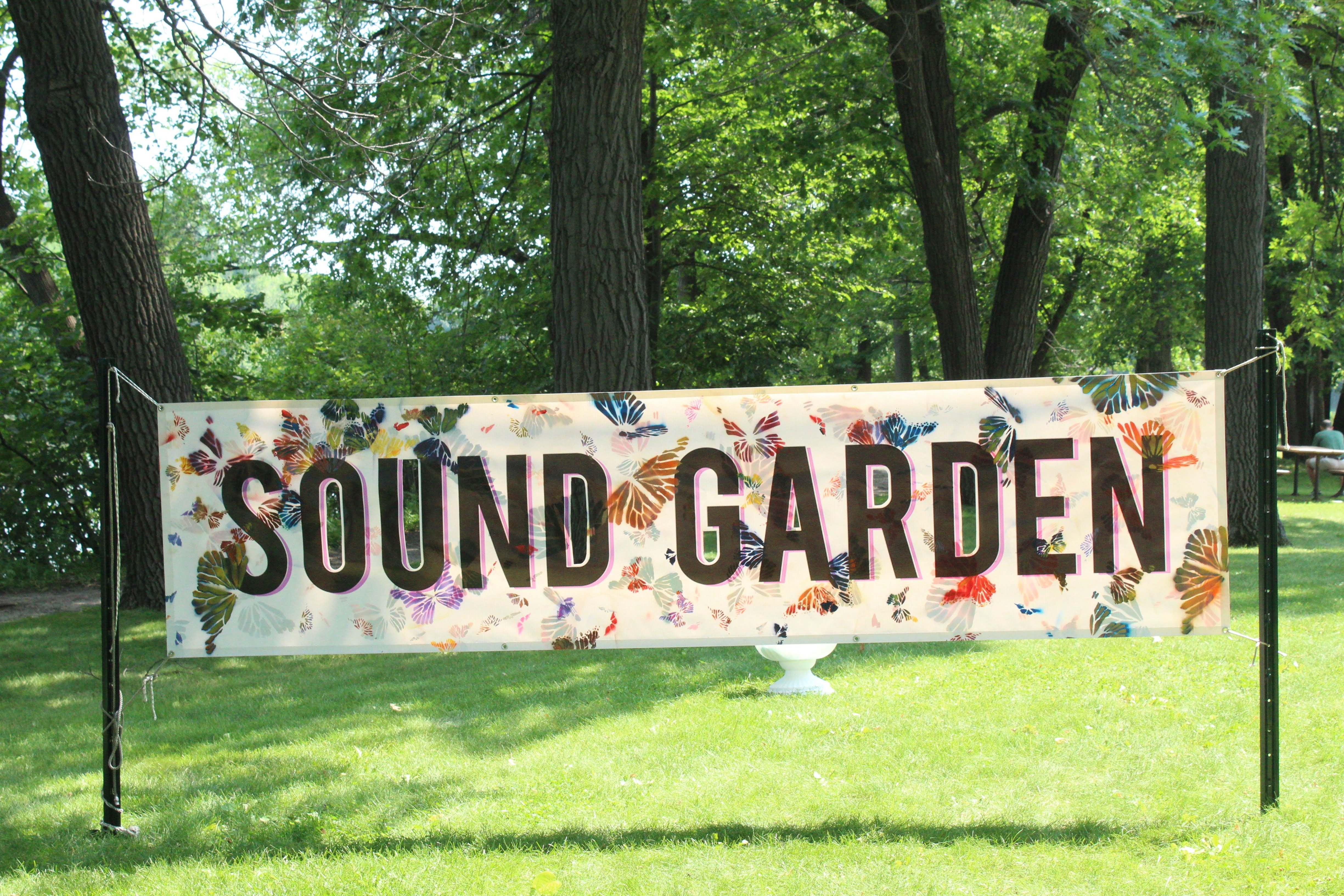 Seasonal Sound Gardens in 2018