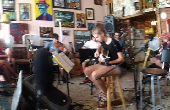 WAVELETS YOUTH MUSIC CAMPS